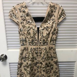 Brand New Beautiful Sequined Rebecca Taylor Dress!